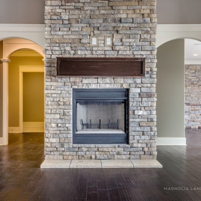 Lot 55 - Hawthorne Park Estates - Fireplace