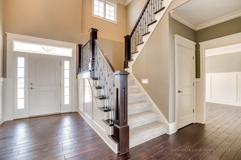 Sold Home Hawthorne Park Estates Subdivision Fort Wayne