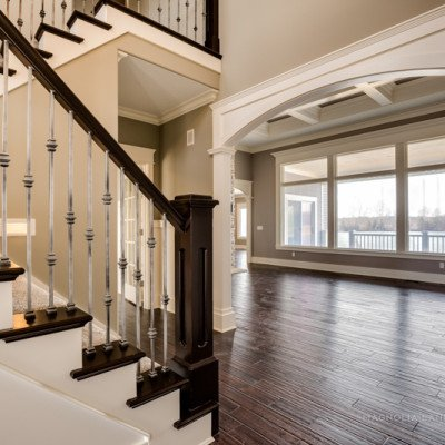 Lot 55 - Hawthorne Park Estates - Living Room