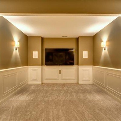 Lot 12 – Heron Preserve: 14534 Gateside Dr. - Theater Room