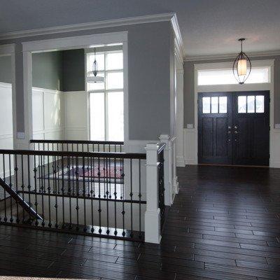 Lot 2 Grey Oaks - Den Dining Room Front Door