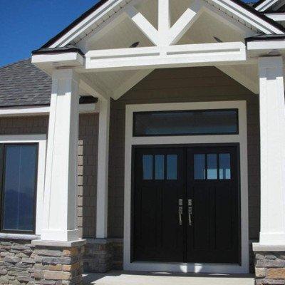 Lot 2 Grey Oaks - Front Door
