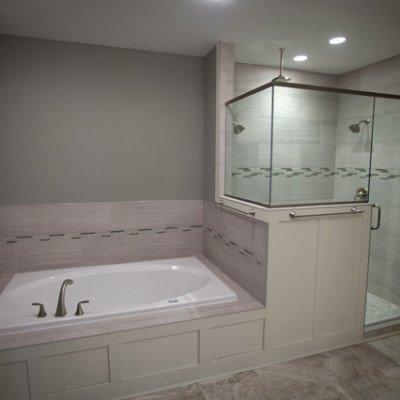 Lot 2 Grey Oaks - Master Bath