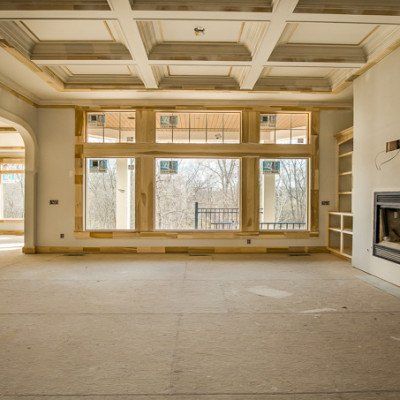 Lot 1 – The Cliffs: Cantwell Blvd - Fireplace