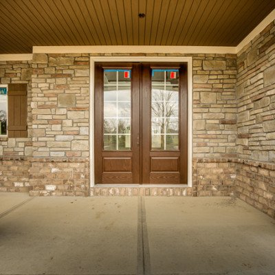 Lot 1 – The Cliffs: Cantwell Blvd - Front door