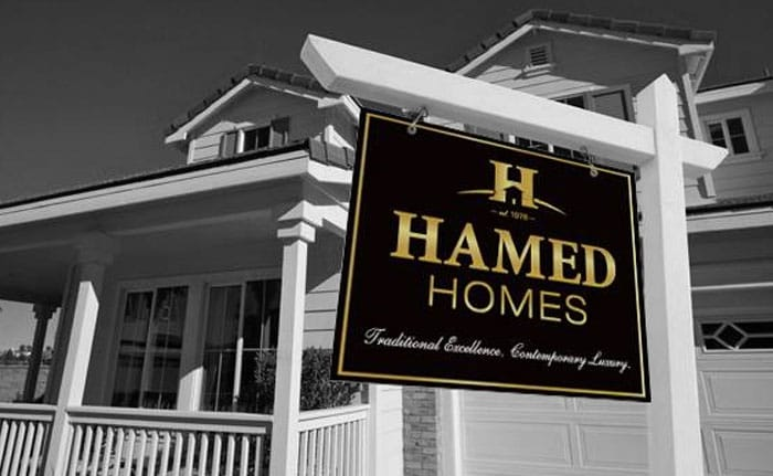 About Hamed Homes